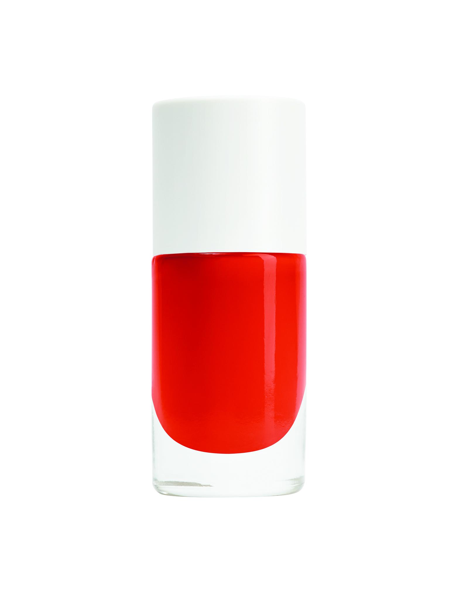 Vernis à ongles biosourcé - rouge lumière – Amour